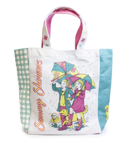 Sunny Showers Tote Bag