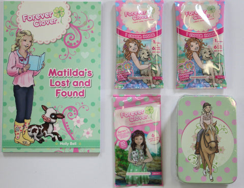 Matilda Novel & Tin Gift Pack ($20)