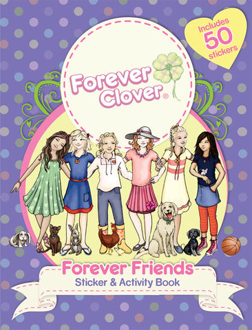 Forever Friends Sticker & Activity Book