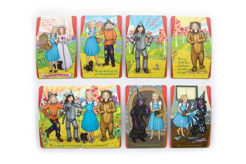Magnets - The Wonderful Wizard of Oz Set