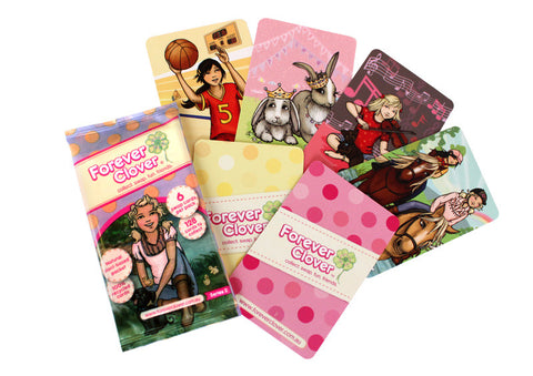 Forever Clover® Swap Cards – Series 2
