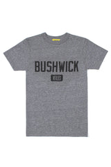 Bushwick Tee in Grey