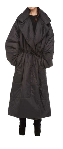 Super Sized Sleeping Bag Coat