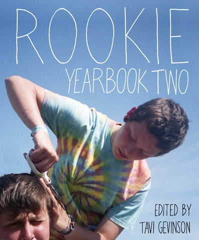 Rookie Yearbook (Book 2) signed