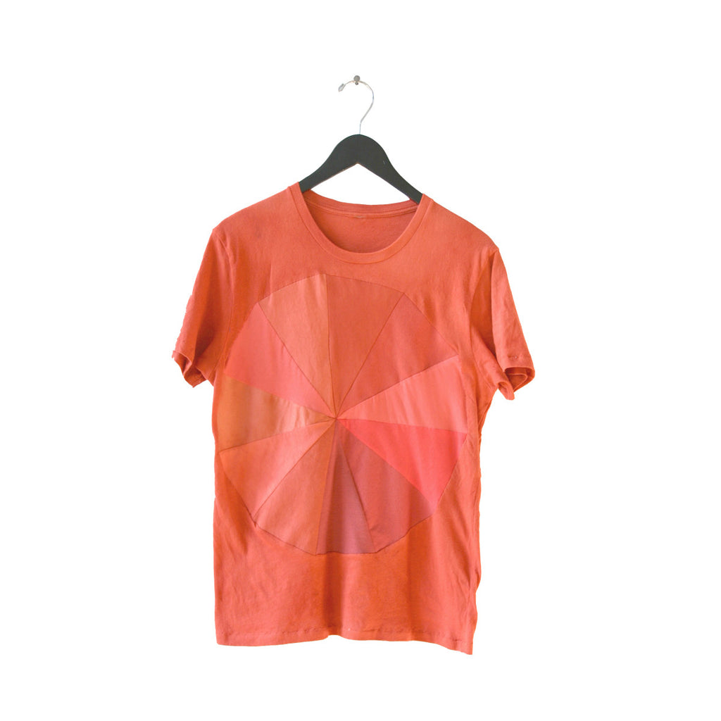Colorwheel T Shirt in Red