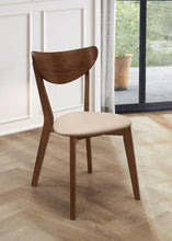 Load image into Gallery viewer, Kersey Retro Chestnut Dining Chair