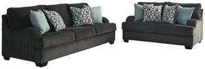 Charenton Benchcraft Sofa 2-Piece Upholstery Package