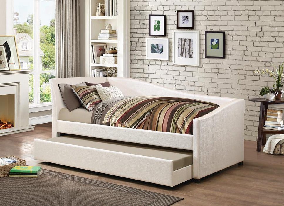 Hollywood Glam Ivory Daybed image