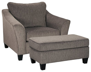 Nemoli Signature Design Chair 2-Piece Upholstery Package