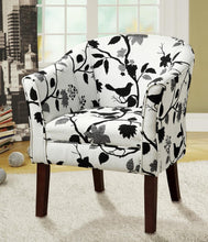 Load image into Gallery viewer, Playful Bird and Branch Accent Chair
