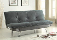 Load image into Gallery viewer, Casual Grey Sofa Bed