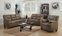 Load image into Gallery viewer, Meagan Casual Brown Sofa