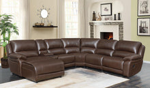Load image into Gallery viewer, Mackenzie Casual Chestnut Motion Sectional