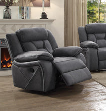 Load image into Gallery viewer, Houston Casual Stone Glider Recliner