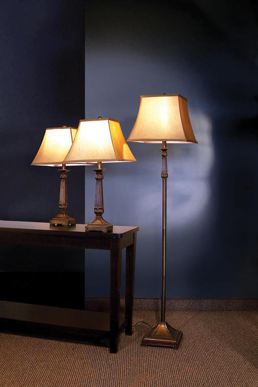 Traditional Brown Lamp image