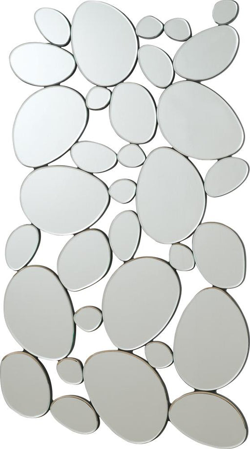 Transitional Stone Shape Collage Mirror image