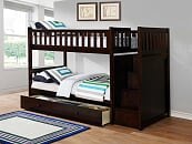 T/T Bunk Bed (Mattress, Trundle, Storage Drawers SOLD SEPARATELY)