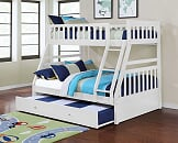 T/F Bunk Bed (Mattress, Trundle SOLD SEPARATELY)