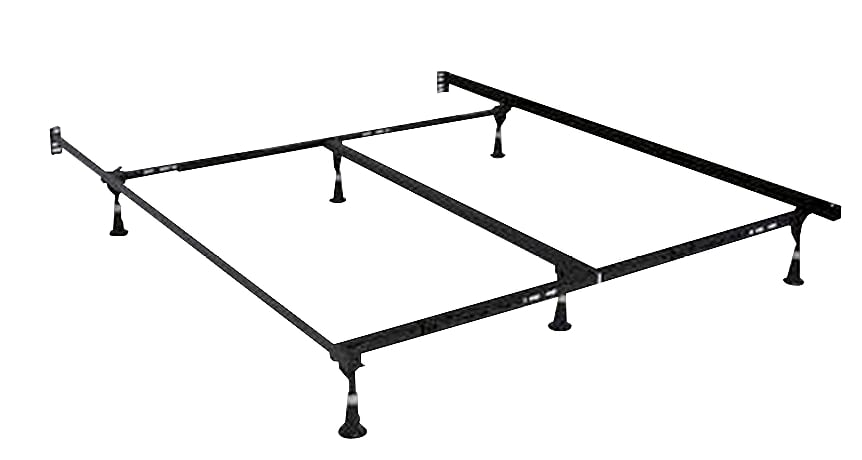Standard Twin/Full/Queen Bed Frame with center support