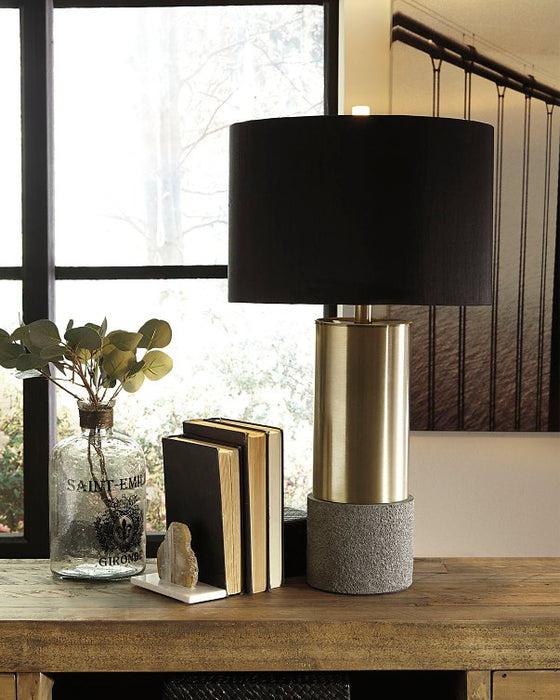 Jacek Signature Design by Ashley Table Lamp Set of 2