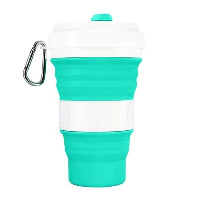 Flattiecup™ Silicone Collapsible Cup (Sports Edition) - Unwindin