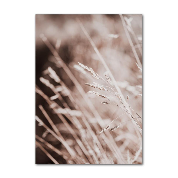 'Golden Hour' Cotton Canvas Print - Unwindin
