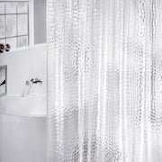 Ifrah 3D Shower Curtain - Unwindin