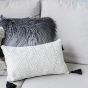 Meryem Throw Pillow Cover - Unwindin