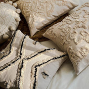 Nevaeh Moroccan Tufted Pillow - Unwindin