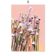 'Wandering Willow' Cotton Canvas Print