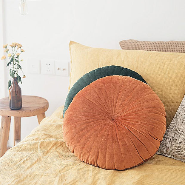 Rhea Luxury Velvet Throw Pillow - Unwindin