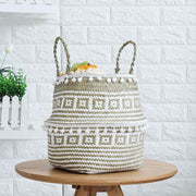 Thyra Seagrass Storage & Planter Basket