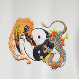 T Shirt Phoenix Dragon | France Corée du Sud