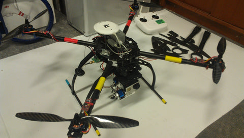 Consingment - XAirCraft FPV with Tarot carbon frame