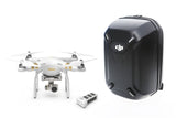 Phantom 3 Professional with DJI Hardshell Knapsack and extra battery - Drones Toronto - 1