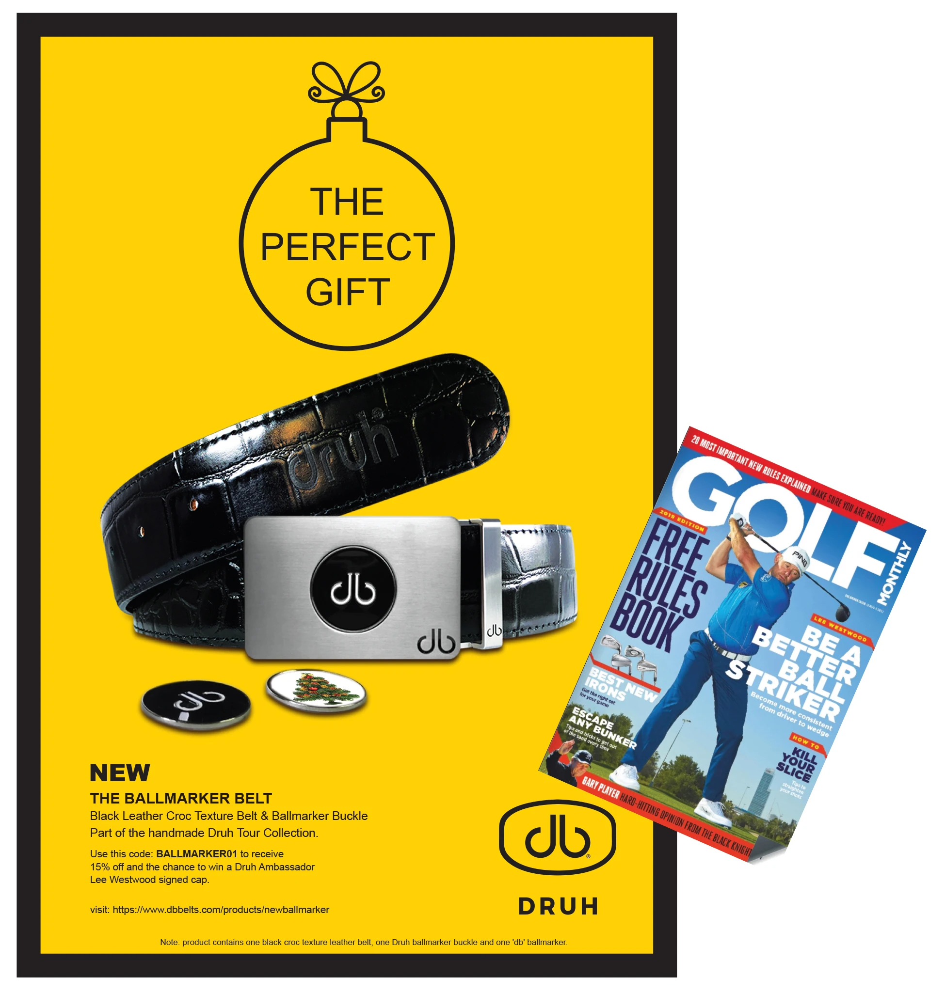 As Seen In www.golf-monthly.co.uk