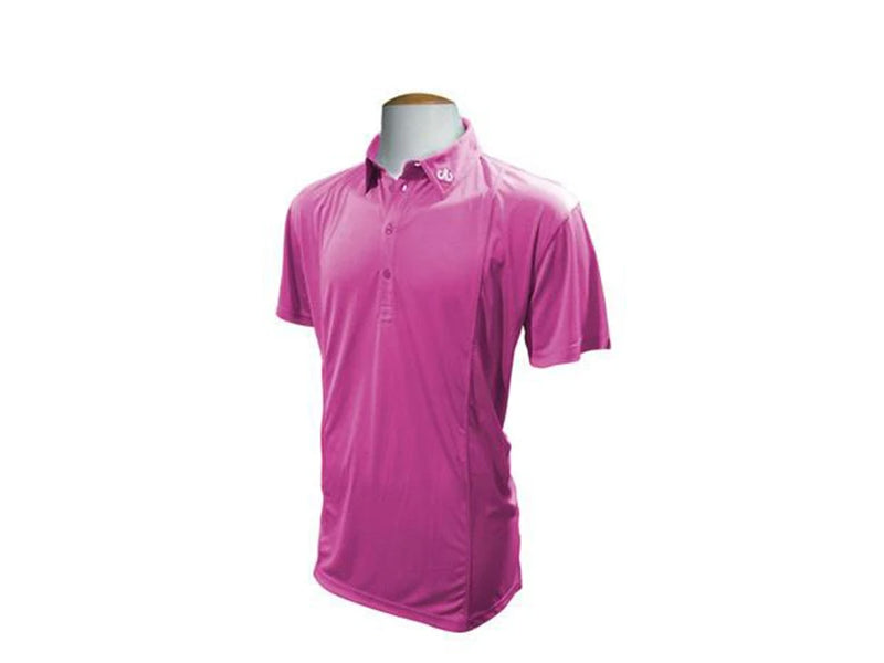 Purple Designer Polo Shirt