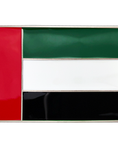 UAE Flag Buckle