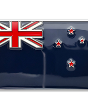 New Zealand Flag Buckle