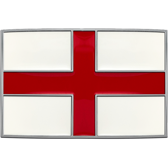 England flag buckle