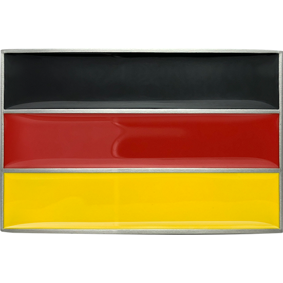 Germany Flag Buckle