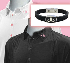 Shirt Bracelet deal - Druh Belts and Buckles UK
