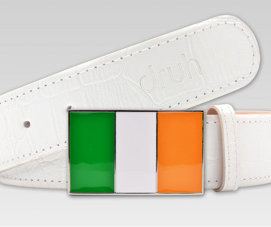 Ireland Flag Buckle Druh Belts And Buckles Uk