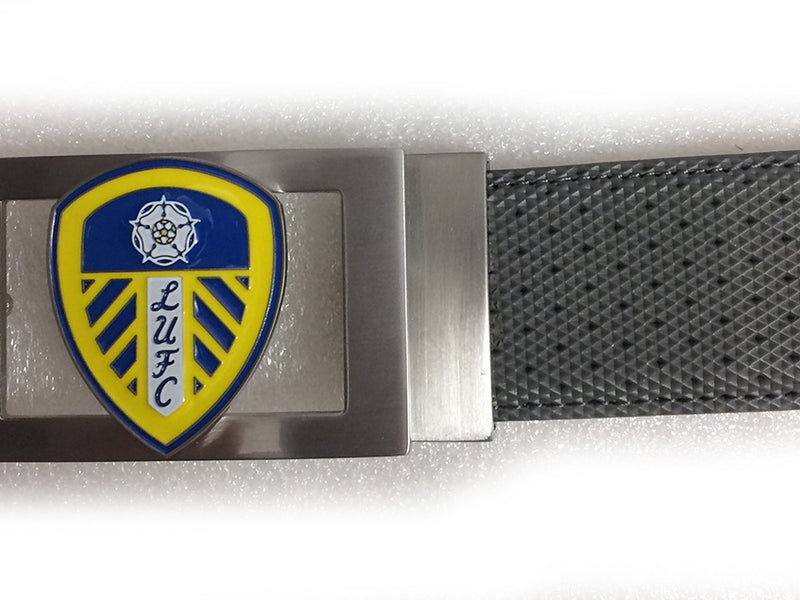 Players Leeds United Buckle - Grey