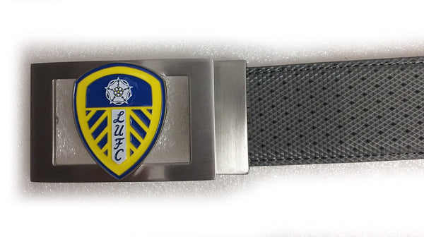 Players Leeds United Buckle - Grey - Mobile