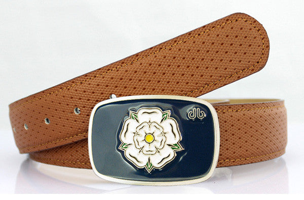 Players Yorkshire Collection - Brown - Druh Belts and Buckles UK  - Mobile