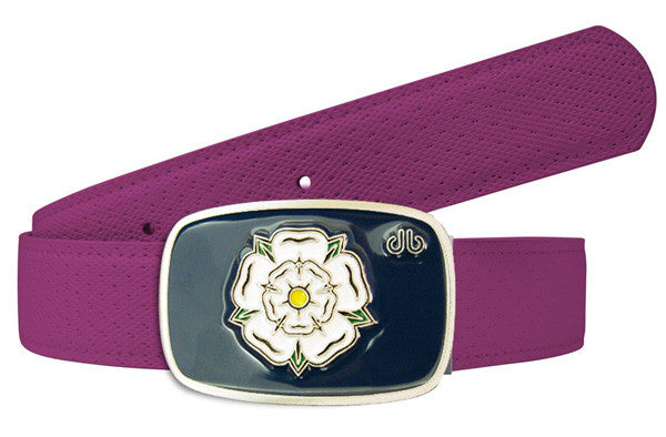 Players Yorkshire Collection - Purple - Druh Belts and Buckles UK  - Mobile