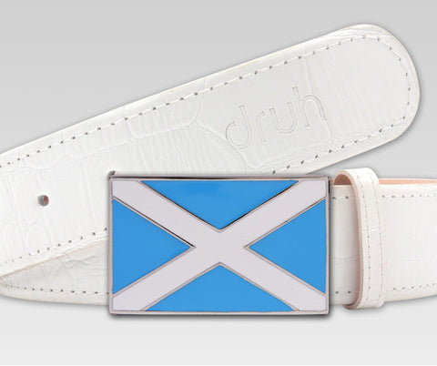 Scotland Flag Buckle