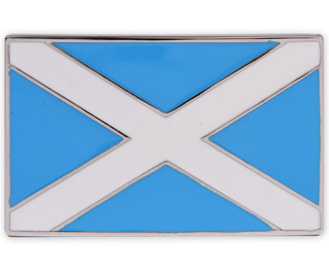 Scotland Flag Buckle - Druh Belts and Buckles UK  - 1