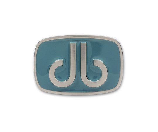 Druh Aqua Oval Buckle - Druh Belts and Buckles UK  - Mobile
